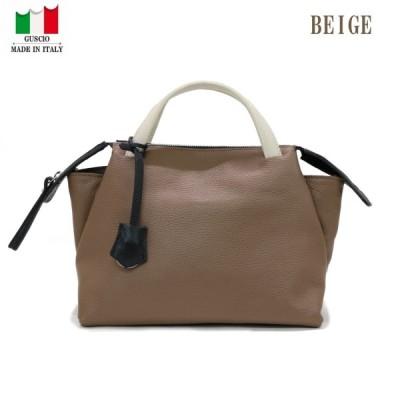 GUSCIO グッシオ 77-0154 2WAYハンドバッグ イタリア製