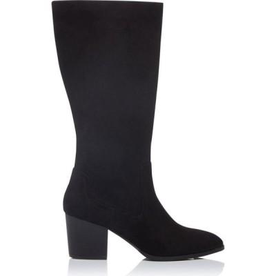 ヘッドオーバーヒールズ Head Over Heels レディース ブーツ シューズ・靴 Sellby Full Length Boots Black
