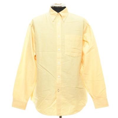 ギャップ GAP オックスフォードシャツ ロングスリーブ 長袖 ビッグサイズ 中古 古着
