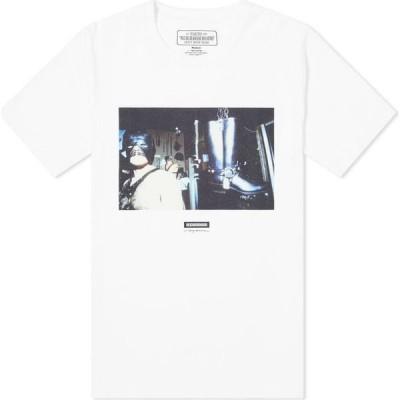 ネイバーフッド Neighborhood メンズ Tシャツ トップス NHON-3 Tee White
