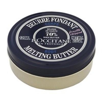 ロクシタン L OCCITANE シア メルティングバター 125ml 化粧品 コスメ SHEA BODY MELTING BUTTER