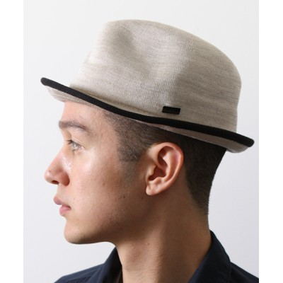 general design store / シルク ニット トリルビーハット MEN 帽子 > ハット