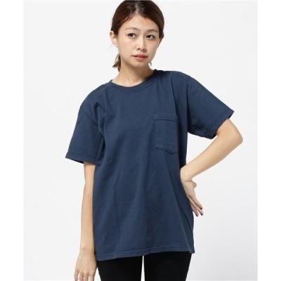 """tシャツ Tシャツ 【Goodwear/グッドウェア】7.2ozクルーネックポケットTシャツ""""スリムフィット"""""""