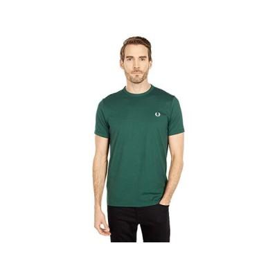 フレッドペリー Ringer T-Shirt メンズ シャツ トップス Ivy