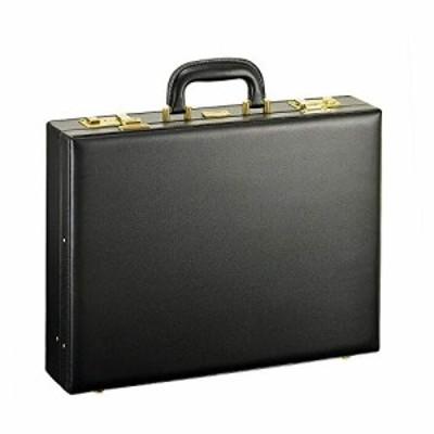 アタッシュケース ハードタイプ B4 サイズ 対応 シンプル ビジネスバッグ メンズ 横型 42cm