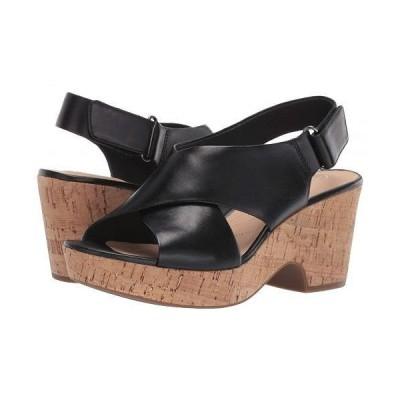 Clarks クラークス レディース 女性用 シューズ 靴 ヒール Maritsa Lara - Black Leather