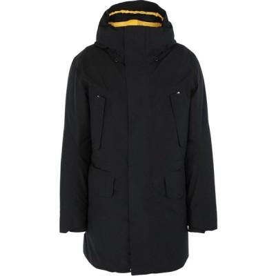 セイブ ザ ダック SAVE THE DUCK メンズ コート アウター p4556m hero9 full-length jacket Black