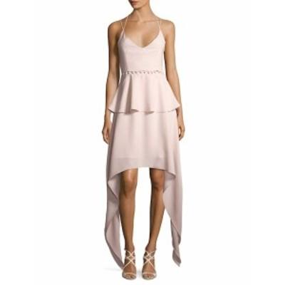 ファースト サイト レディース ワンピース Draped Skirt Dress