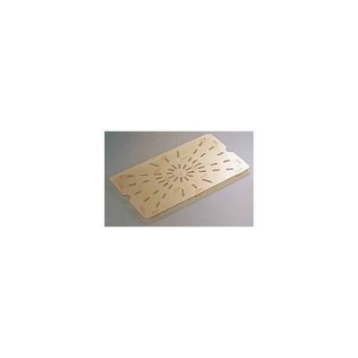 キャンブロ ホットパン用 ドレンシェルフ (水切目皿) 60HPD 1/6用(60HPD)<1/6用>