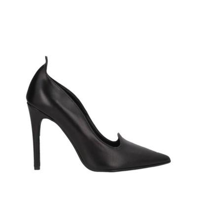 エステル ESTELLE  レディース パンプス シューズ 靴 ブラック