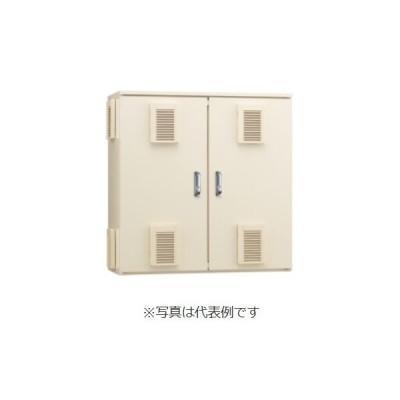 河村電器産業 SBBH6765-16K BBキャビ ステンレス製/半屋外用・壁掛型/換気ルーバー/ファン無 クリーム