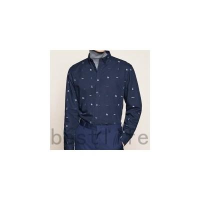 トップスメンズワイシャツYシャツ折り襟長袖カジュアルフォーマル厚手裏地付き冬春暖か柔らかいアイロン可インナーシャツ重