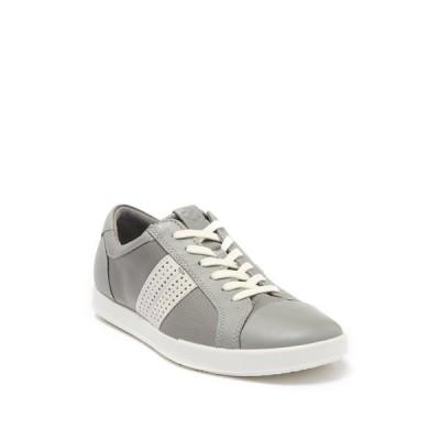 エコー メンズ スニーカー シューズ Cathum Lite Leather Sneaker 56664WDSHW