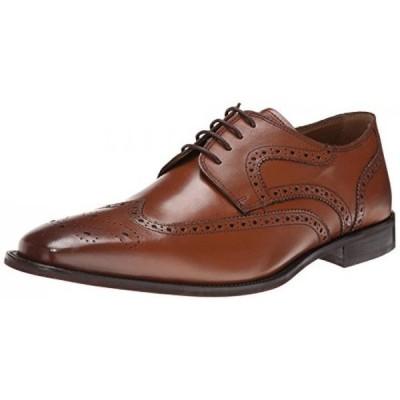 フローシャイム メンズ・シューズ 紐靴Florsheim Men's Sabato Wing Tip Oxford