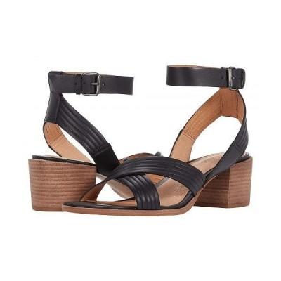 Madewell レディース 女性用 シューズ 靴 ヒール Olson Multi Strap Heeled Ankle Strap Sandal - True Black