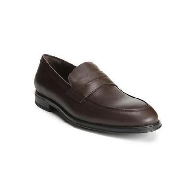 メンズ シューズ  Allen Edmonds Salerno Leather Loafer