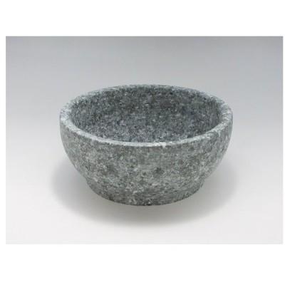 【数量限定★特別価格】 福井クラフト製 石鍋(石焼ビビンバ・チゲ鍋) 18cm