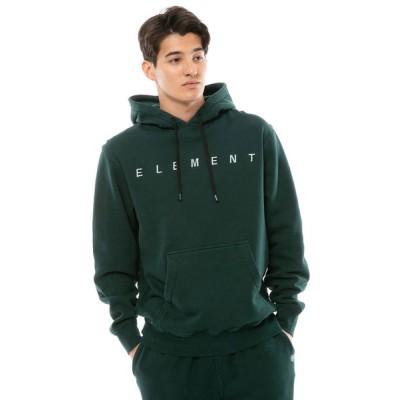 SUBURB / ELEMENT メンズ MARC POP WASHED HOOD パーカー/エレメント プルオーバー ロゴ MEN トップス > パーカー