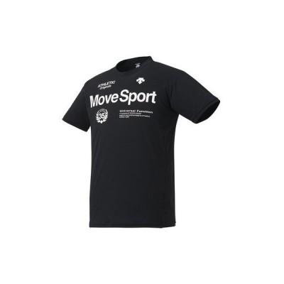 デサント(DESCENTE) サンスクリーン 半袖Tシャツ DMMRJA60 BK (メンズ)