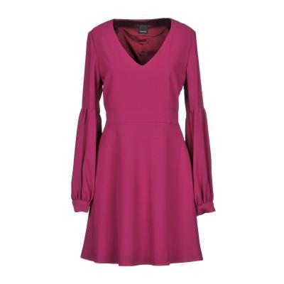 ピンコ PINKO ミニワンピース&ドレス モーブ 40 100% ポリエステル ミニワンピース&ドレス