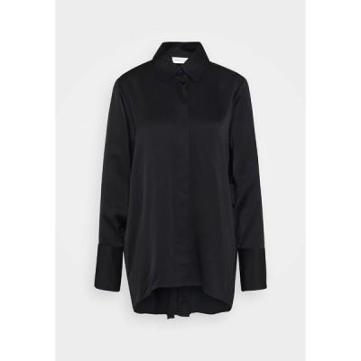 インウェア シャツ レディース トップス ETERNAL SHIRT - Button-down blouse - black