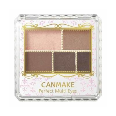 CANMAKE(キャンメイク) パーフェクトマルチアイズ 01ローズショコラ