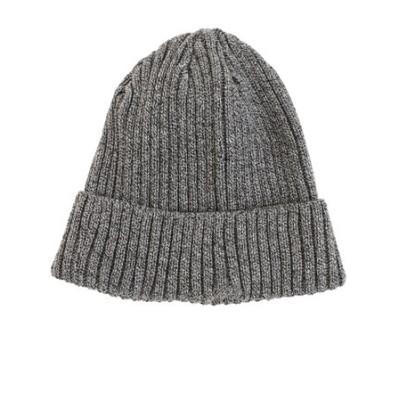 帽子 メンズ ニットキャップ リブ ワッチ キャップ 897PA0ST6131 BLXWH