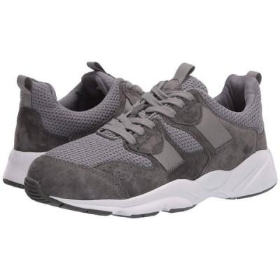 プロペット Propet メンズ シューズ・靴 Stability Stratum Grey