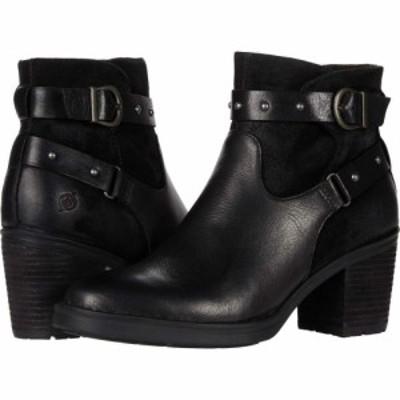 ボーン Born レディース ブーツ シューズ・靴 Derica Black Full Grain