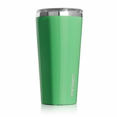TUMBLER Caribbean Green 16oz CORKCICLE 水筒 直飲み おしゃれ マグボトル ステンレスボトル 保冷 保温