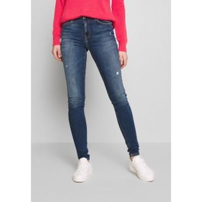 トミー ヒルフィガー レディース デニムパンツ ボトムス COMO DORAN - Jeans Skinny Fit - doran doran