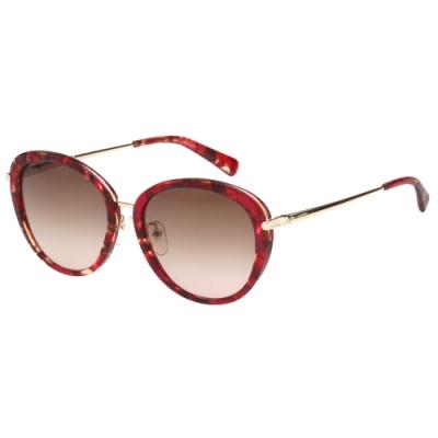 LONGCHAMP 太陽眼鏡 (大理石紅)LO621SA