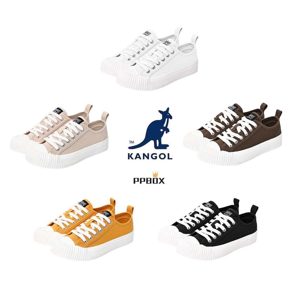 KANGOL 袋鼠 餅乾鞋 6色 帆布鞋 小白鞋 經典時搭款 時尚