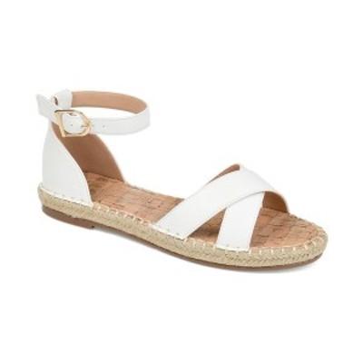 ジャーニーコレクション レディース サンダル シューズ Women's Lyddia Sandal White