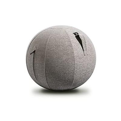 山崎実業(Yamazaki) シーティングボール ルーノ シェニール ベージュ 約65×65×65cm Vivora LUNO CHENILLE 80