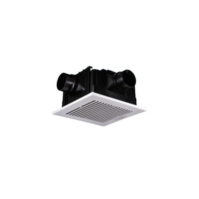パナソニック 天井埋込形換気扇 ルーバーセットタイプ 2〜3室用 常時・局所兼用 埋込寸法□320mm パイプ径φ100mm FY-32CPTS8