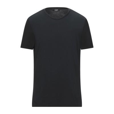 +39 MASQ T シャツ ブラック XL コットン 100% T シャツ