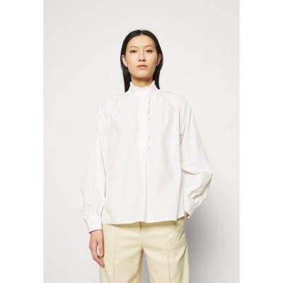 アーケット シャツ レディース トップス Blouse - white
