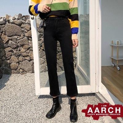 大きいサイズ デニム デニムパンツ レディース ファッション ぽっちゃり おおきいサイズ あり アンクル丈 スリムフィット シンプル M L LL 3L 4L 5L  春夏