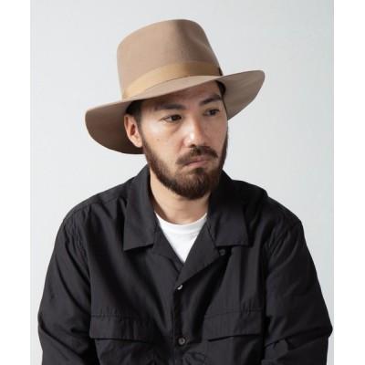 Ray's Store / オリジナルクラウンフェドラハット / Original Crown Fedora Hat MEN 帽子 > ハット
