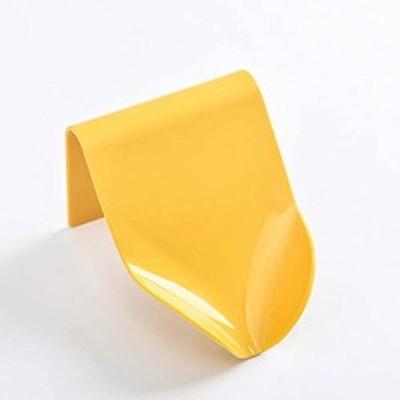 【送料無料】石鹸 ソープディッシュ 壁に取り付けられた排水石鹸皿 バス石鹸ホルダー 粘着シートで簡単に設置、ネジなし、損傷なし (イエ