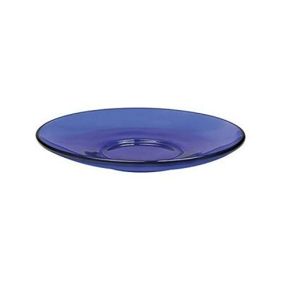 デュラレックス ソーサー サファイア 6枚セット 21-0248-00 ブルー 13.5cm x 6個