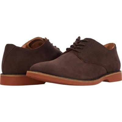 クラークス Clarks メンズ 革靴・ビジネスシューズ シューズ・靴 Atticus Lace Dark Brown Suede