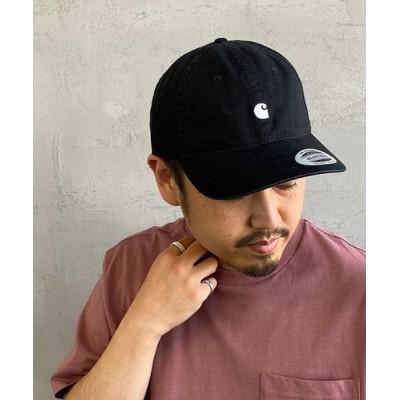 JEANS FACTORY / [carhartt WIP/カーハートダブリューアイピー] MADISON ロゴキャップ MEN 帽子 > キャップ