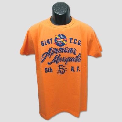"""バズリクソン BUZZ RICKSON'S ミリタリー半袖Tシャツ """"AIR MENS MOSQUITO"""""""
