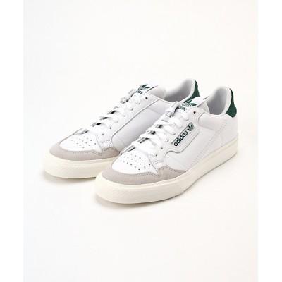 <adidas Originals (Men)/アディダス オリジナルス> スニーカー CONTINENTA スカーレット/WHITE【三越伊勢丹/公式】