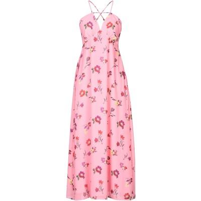 SH by SILVIAN HEACH ロングワンピース&ドレス ピンク XS ポリエステル 100% ロングワンピース&ドレス