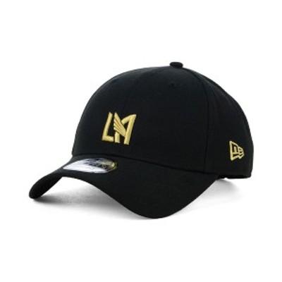 ニューエラ メンズ 帽子 アクセサリー Los Angeles Football Club Core 9FORTY Cap Black