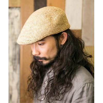 Shop無 / APLOMB HUNTING【ハンチング】 MEN 帽子 > ハンチング/ベレー帽