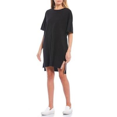 ロキシー レディース ワンピース トップス Bowled Over Oversized T-Shirt Dress